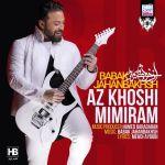 کاور آهنگ Babak Jahanbakhsh - Az Khoshi Mimiram