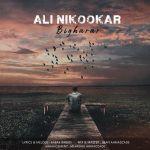 کاور آهنگ Ali Nikookar - Bigharar