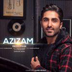 کاور آهنگ Reza Imani - Azizam