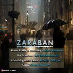 کاور آهنگ Babak Rahmani - Zaraban