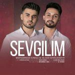 کاور آهنگ Mohammad Ejmali & Sajjad Gholizadeh - Sevgilim