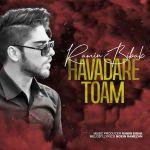 کاور آهنگ Ramin Bibak - Havadare Toam
