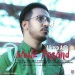 کاور آهنگ Alireza Adib - Divune Pasand