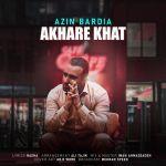 کاور آهنگ Azin Bardia - Akhare Khat