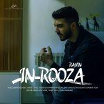 کاور آهنگ Ravin - In Rooza