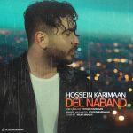 کاور آهنگ Hossein Karimaan - Del Naband