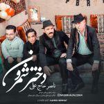 کاور آهنگ Naser Hajali - Dokhtare Shemroon