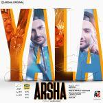 کاور آهنگ Arsha - Yala
