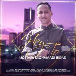 کاور آهنگ Mostafa Mohamadi Bidad - Hey To