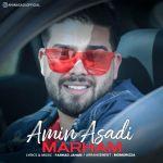 کاور آهنگ Amin Asadi - Marham