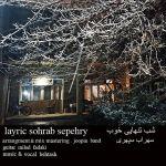 کاور آهنگ Behtash - Shabe Tanhaiye Khoob