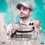 کاور آهنگ Sina Azadi - Ghasam