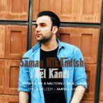 کاور آهنگ Saman Nik Andish - Del Kandi