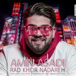 کاور آهنگ Amin Asadi - Rad Khor Nadareh