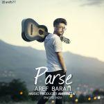کاور آهنگ Aref Barati - Parse