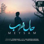 کاور آهنگ Meysam - Hale Kharab