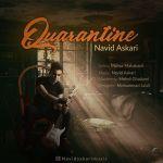 کاور آهنگ Navid Askari - Quarantine