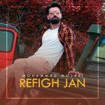 کاور آهنگ Mohammad Molaei - Refigh Jan