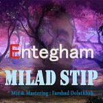 کاور آهنگ Milad Step - Entegham