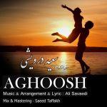 کاور آهنگ Saeed Darvishi - Aghoosh