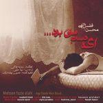 کاور آهنگ Mohsen Fazle Elahi - Age Daste Man Boud