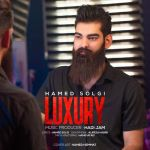 کاور آهنگ Hamed Solgi - Luxury