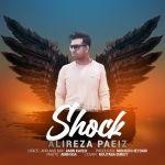 کاور آهنگ Alireza Paeiz - Shock