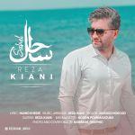 کاور آهنگ Reza Kiani - Sahel