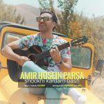 کاور آهنگ Amir Hosein Parsa - Shookhi Kardam Bash