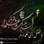 کاور آهنگ Amir Amiri - Abalfazl Ey Alamdaram