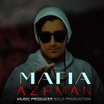 کاور آهنگ Azhman - Mafia