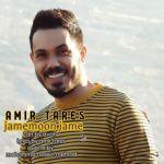 کاور آهنگ Amir Tares - Jamemoon Jame