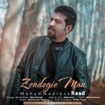 کاور آهنگ Mohammadreza Raad - Zendegie Man