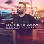 کاور آهنگ Mahmoud Najafi - Gheydeto Zadam