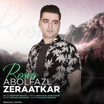 کاور آهنگ Abolfazl Zeraatkar - Rosva