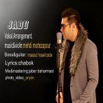 کاور آهنگ Mehdi Mortezapour - Jadu