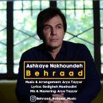 کاور آهنگ Behraad - Ashkaye Nakhoundeh