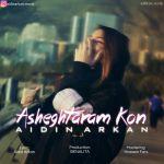 کاور آهنگ Aidin Arkan - Ashegh Taram Kon