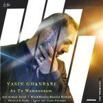 کاور آهنگ Yasin Ghanbari - Az To Mamnoonam