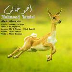 کاور آهنگ Mahmoud Tamizi - Ahoo Khanoum