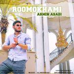 کاور آهنگ Armin Asadi - Roo Mokhami