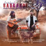 کاور آهنگ AmirAli Zand - Bad Kardi