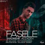 کاور آهنگ Shadmehr Alizadeh - Fasele