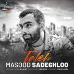 کاور آهنگ Masoud Sadeghloo - Taleh