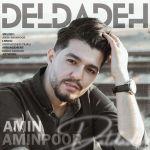 کاور آهنگ Amin Aminpoor - Deldadeh