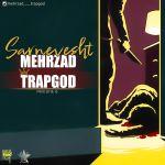 کاور آهنگ Mehrzad Trapgod - Sarnevesht