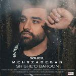کاور آهنگ Soheil Mehrzadegan - Shishe O Baroon