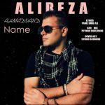 کاور آهنگ Alireza Ahmadvand - Name
