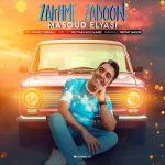 کاور آهنگ Masoud Elyasi - Zakhme Zaboon