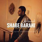کاور آهنگ Saman Nik Andish - Shabe Barani